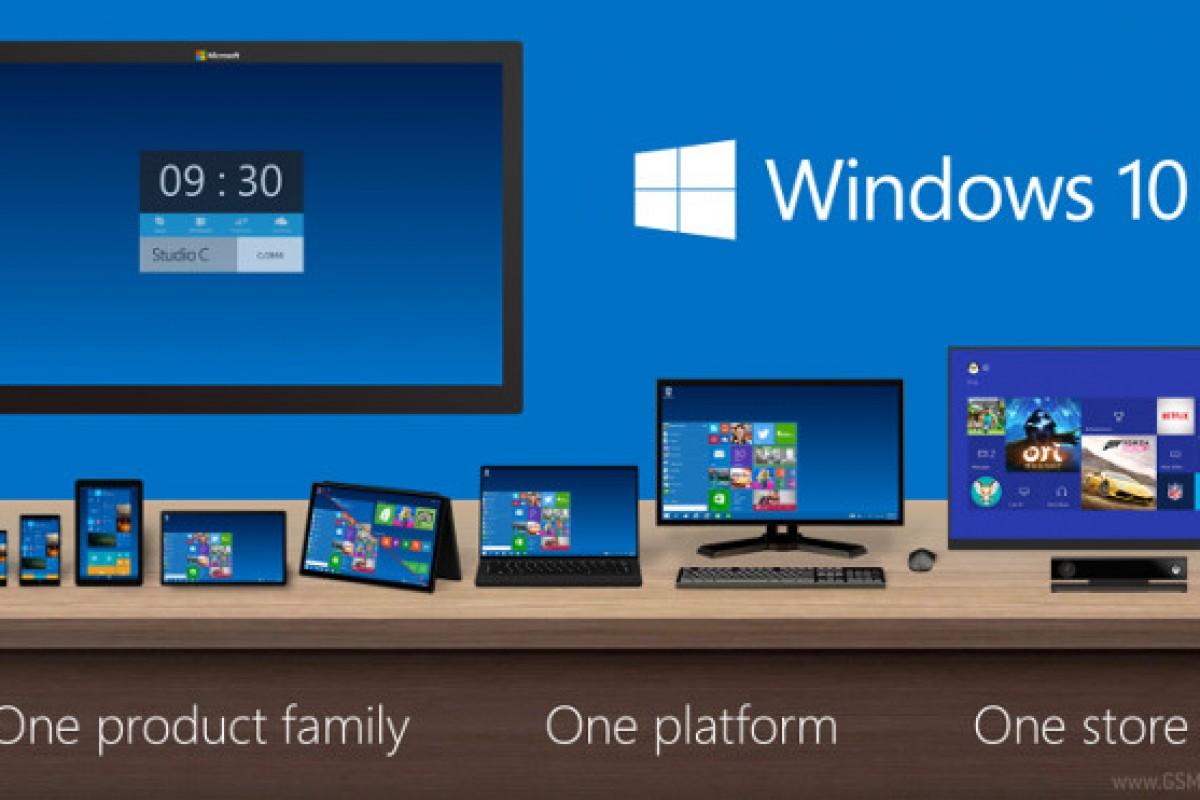 مایکروسافت رسما نسخههای ویندوز ۱۰ را معرفی کرد