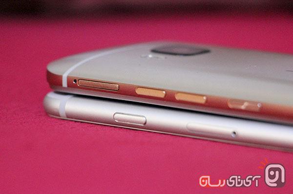 htc m9 vs iphone6 11