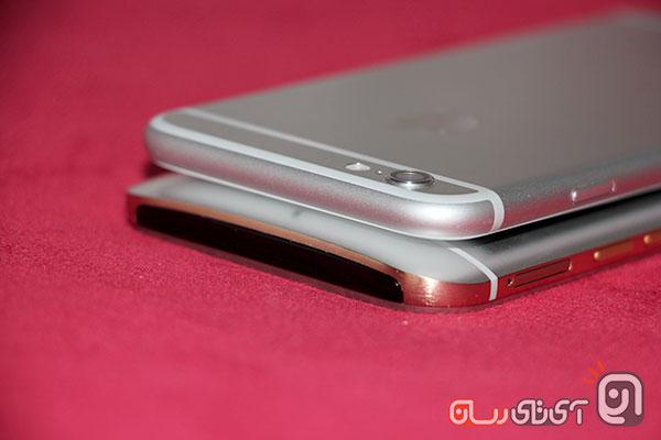 htc m9 vs iphone6 16