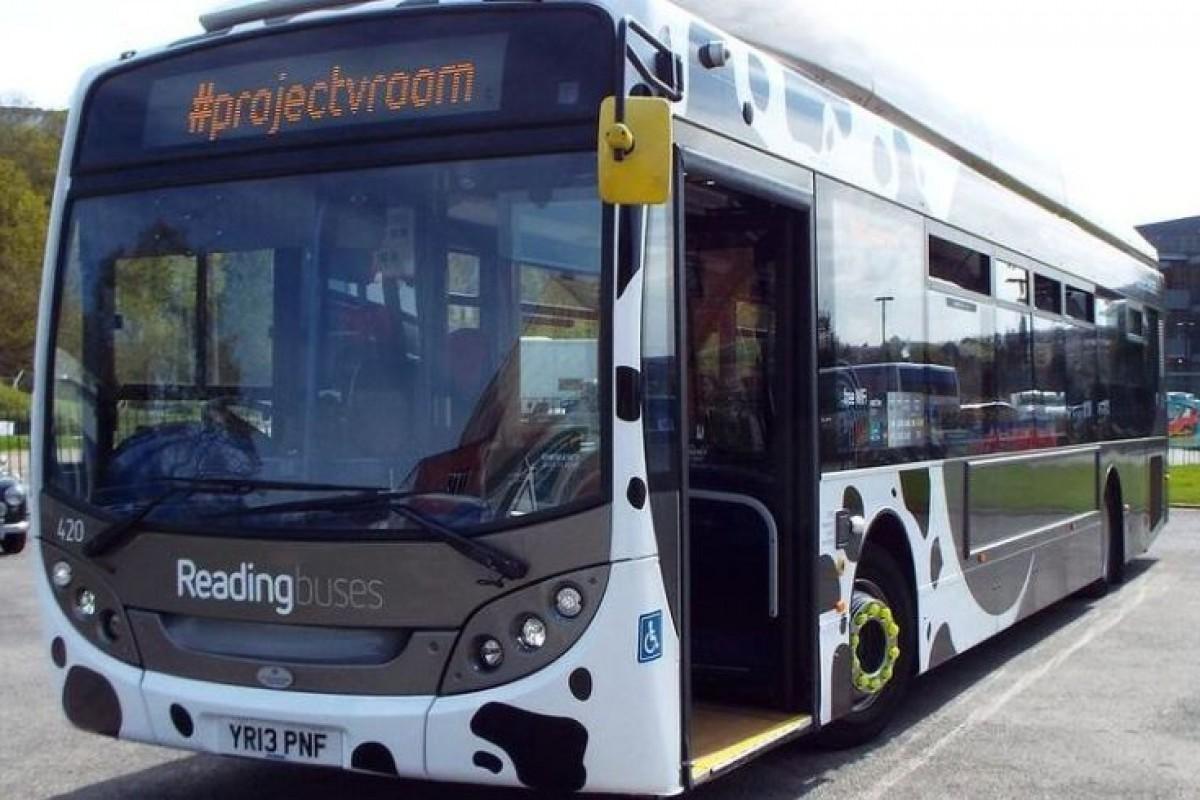 این اتوبوس از مدفوع به عنوان سوخت استفاده میکند و سرعت بالایی دارد!
