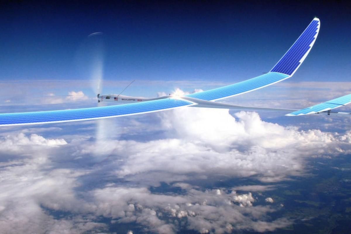 هواپیمای خورشیدی گوگل در مکزیک سقوط کرد!