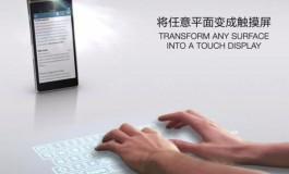 لنوو از ایده جدید خود برای پروژکتور اسمارت فونها میگوید!