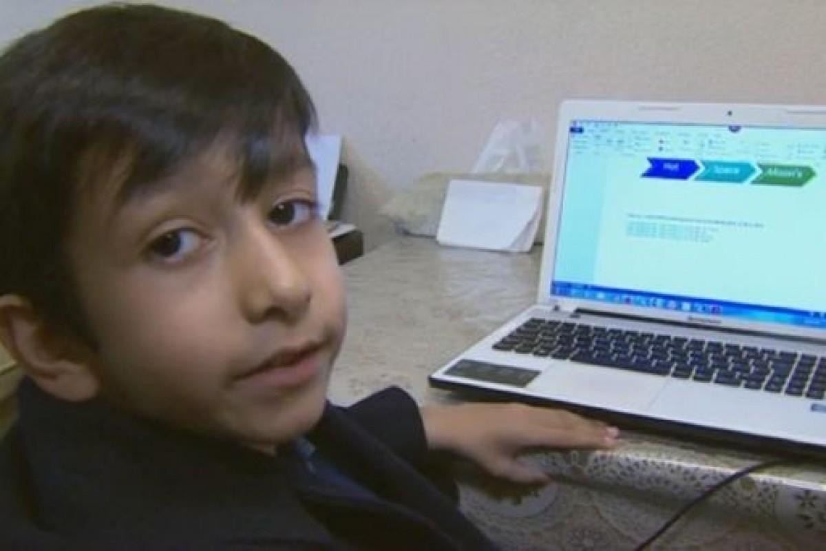 یک پسر 6 ساله متخصص مایکروسافت آفیس شد!