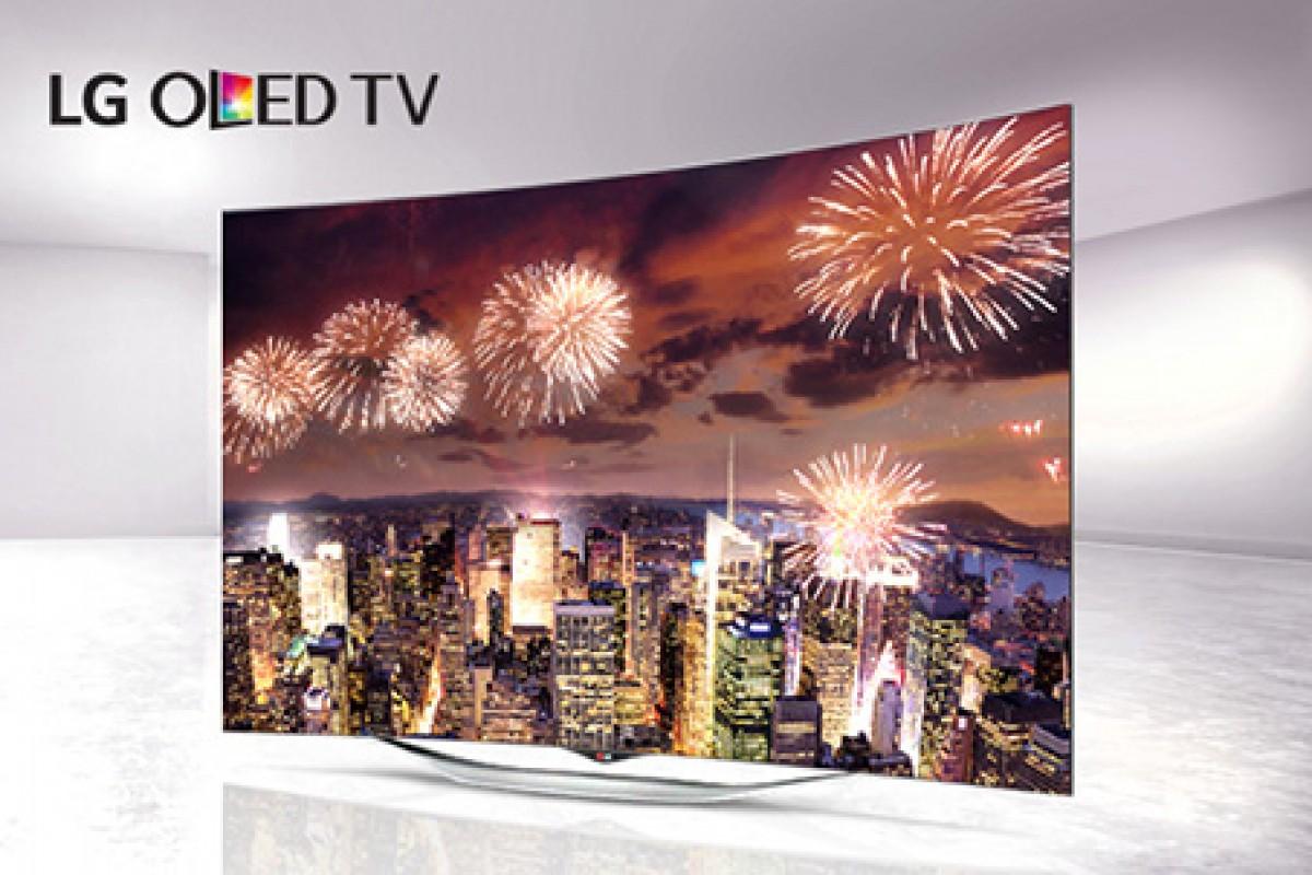 تلویزیونهای OLED الجی مورد تحسین بسیاری از کارشناسان دنیا قرار گرفت