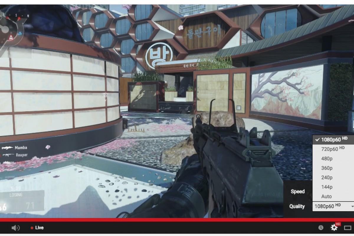 پخش استریم آنلاین ویدیو با HTML 5 و نرخ ۶۰ فریم بر ثانیه در یوتیوب امکانپذیر شد