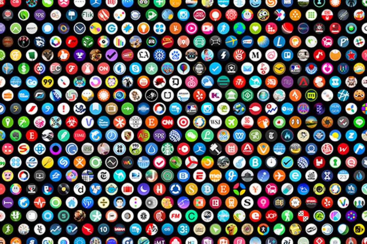 اپلیکیشنهای اپاستور تاکنون بیش از ۱۰۰ میلیارد بار دانلود شدهاند!