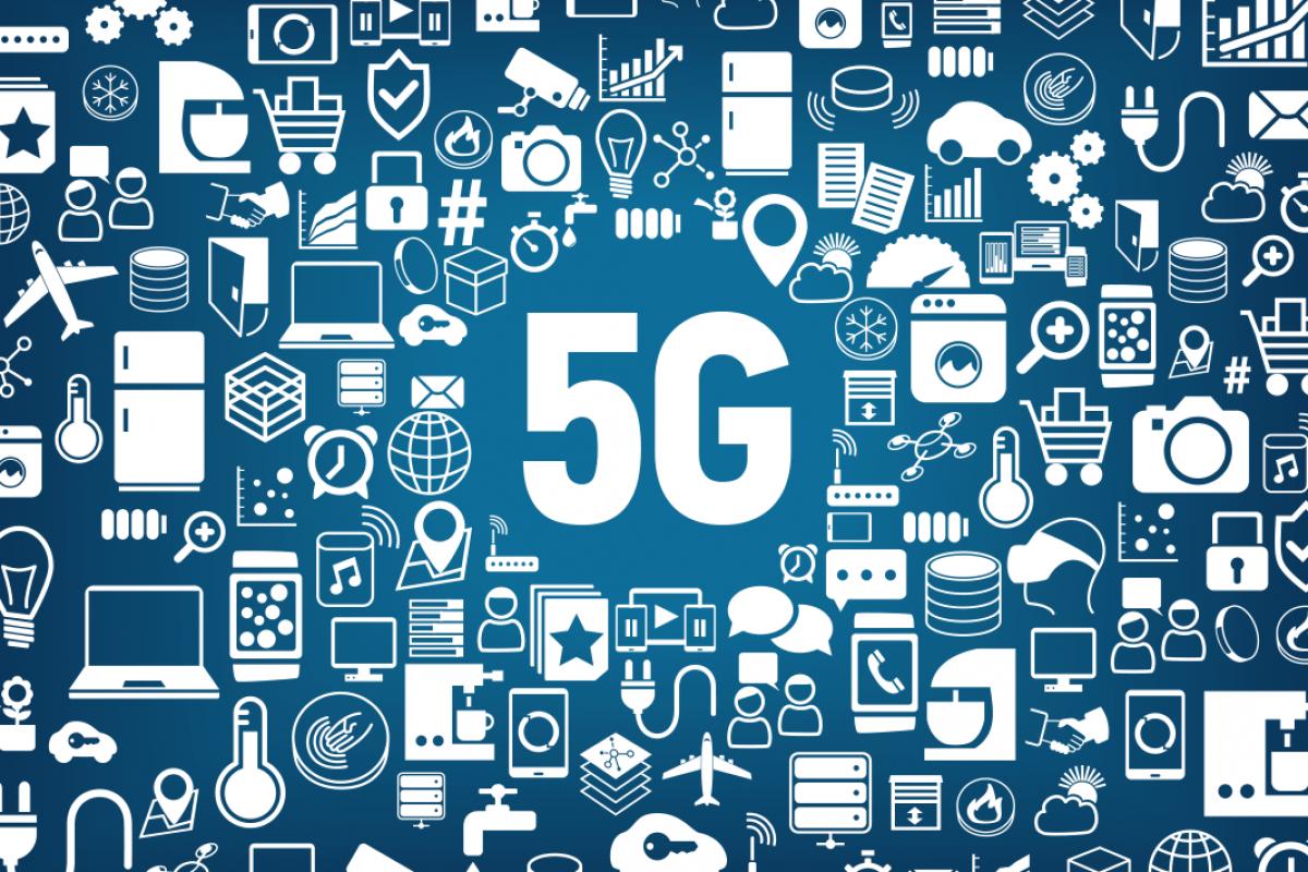 شبکه ۵G میتواند تا سرعت ۲۰ گیگابیت بر ثانیه خدمات شبکه ارایه دهد