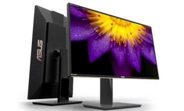 مانیتور ۳۲ اینچی 4K ایسوس با پشتیبانی کامل از طیف رنگ ادوبی معرفی شد
