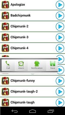 Chipmunks-Ringtones