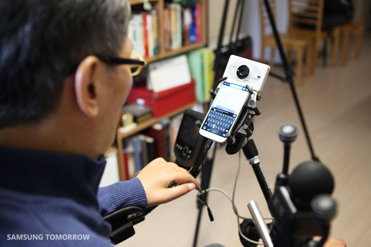 اپلیکیشن Dowell استفاده از تلفنهای هوشمند را برای معلولان ممکن میکند