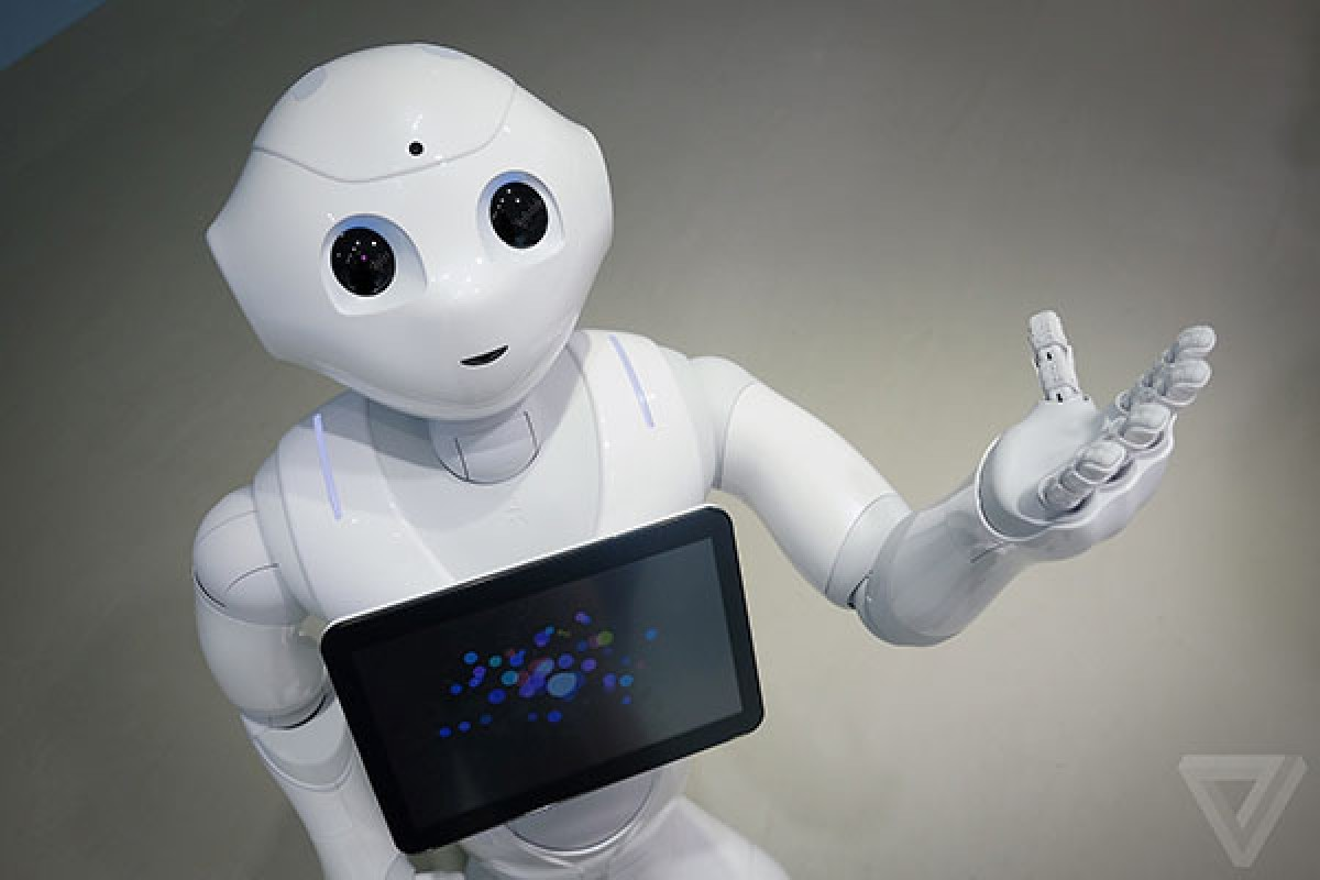 شما میتوانید این ربات احساساتی را همین امروز خریداری کنید؛ فقط به او بیتوجه نباشید!