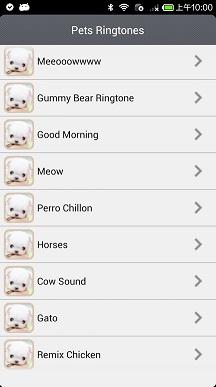 Pets-Ringtones