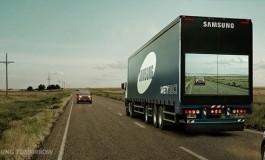 سامسونگ کامیونهایی با قابلیت ویژه میسازد