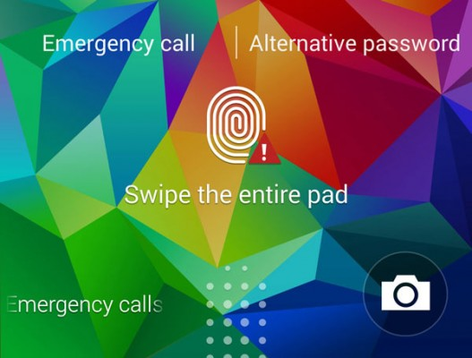 Swipe-type-fingerprint-scanners