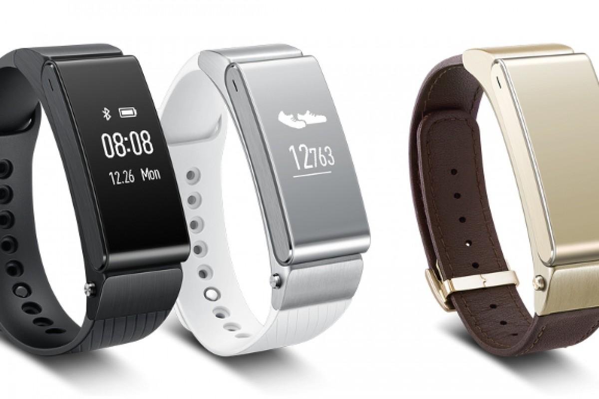 هوآوی در هفته جاری دستبند هوشمند TalkBand B2 را در آمریکا عرضه میکند