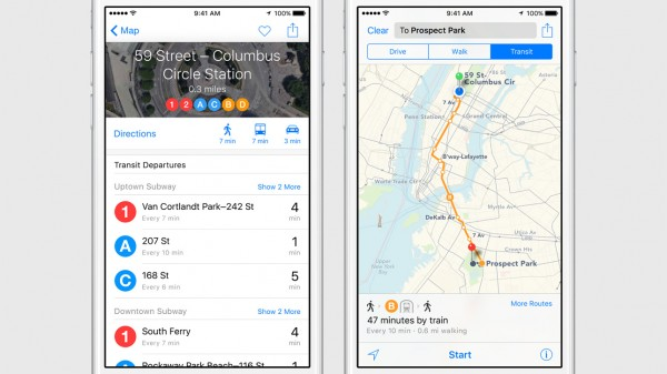 The-new-Apple-Maps-in-iOS-9