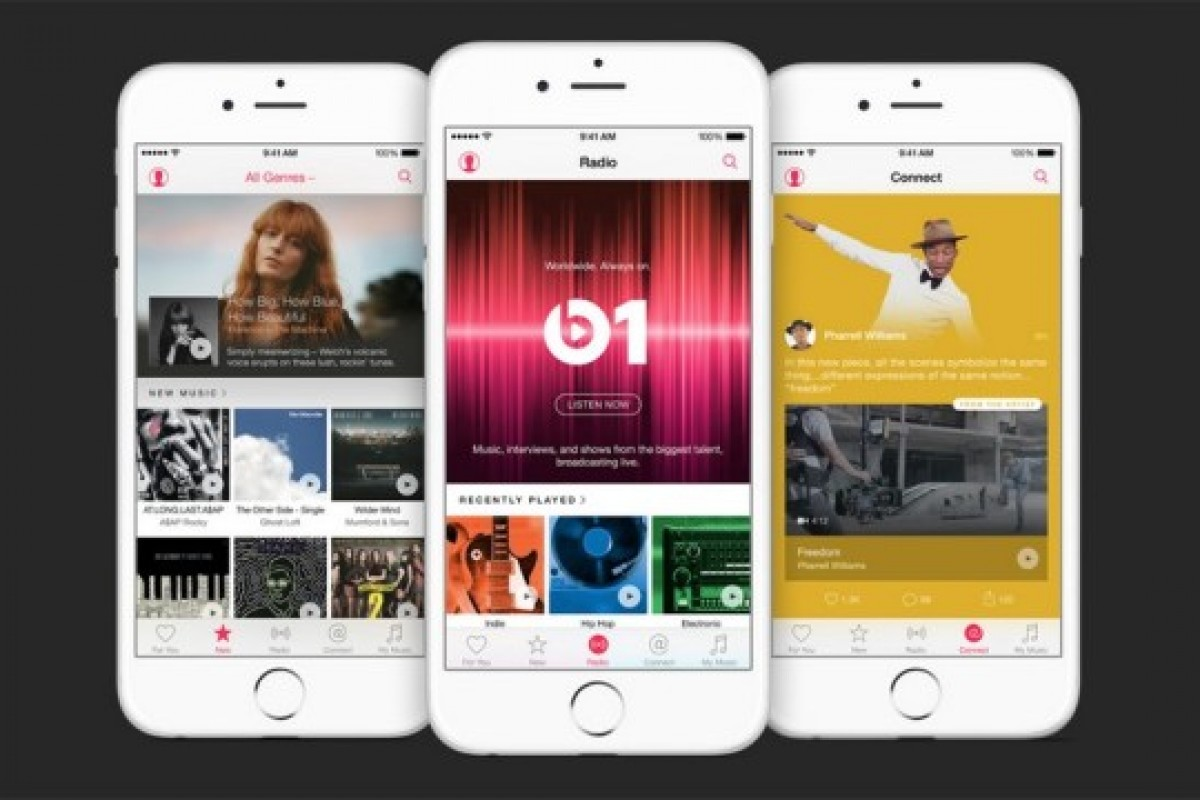 امکان دانلود محتوا در سرویس موسیقی اپل وجود دارد