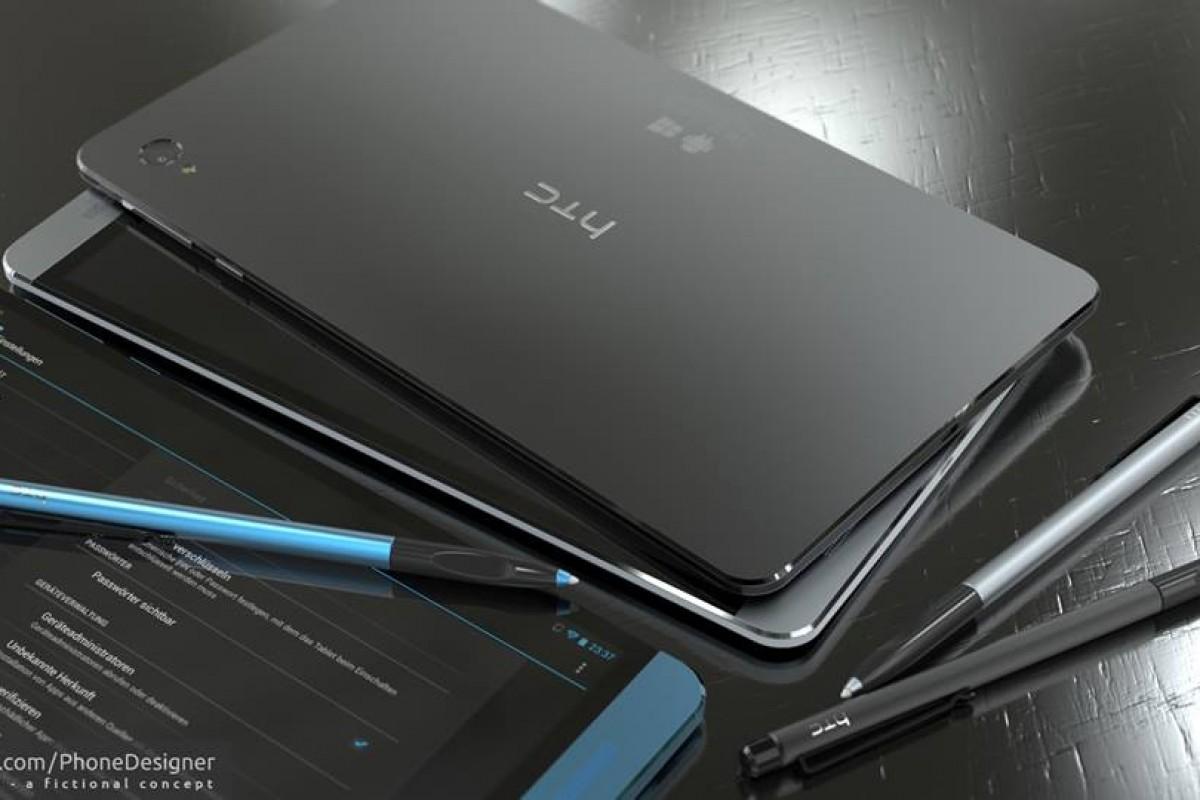 خودتان را برای معرفی تبلت جدید HTC در دو نسخه متفاوت، آماده کنید!