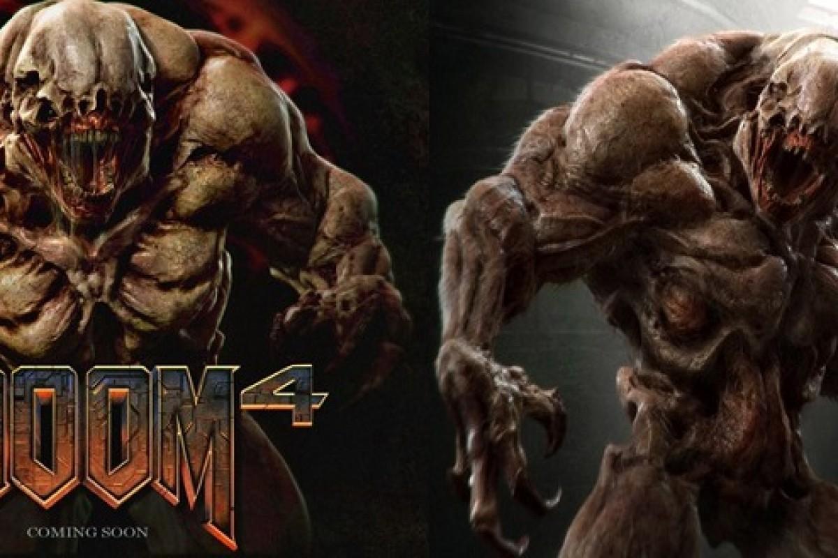 بازی Doom 4 معرفی شد؛ عرضه در بهار 2016