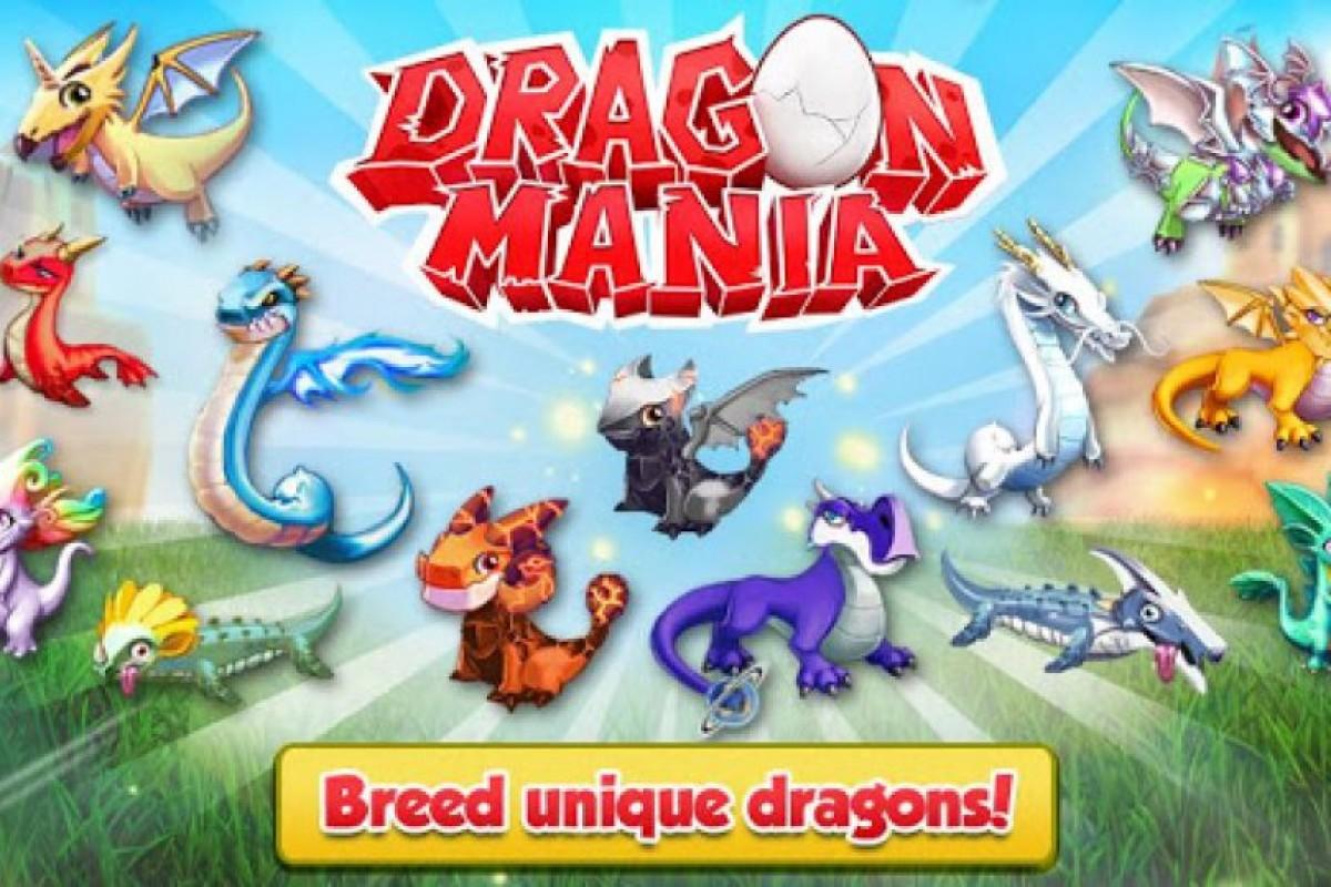 اپرسان: در Dragon Mania اژدها پرورش دهید و به جنگ رقبا بروید!