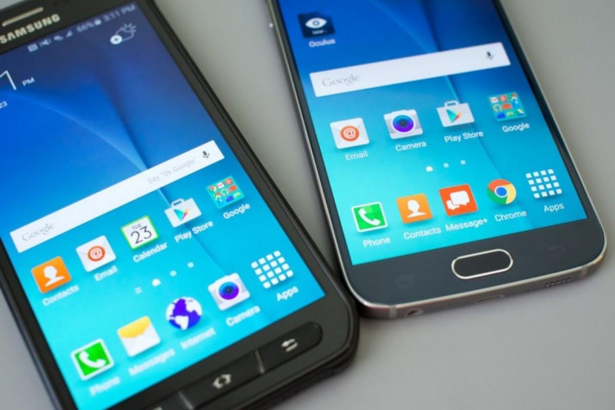 استفاده از گوشی گلکسی S6 اکتیو به عنوان توپ در هاکی!