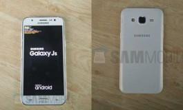 تصاویری لو رفته از Galaxy J5 سامسونگ!