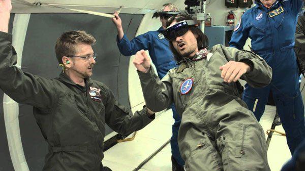 ناسا HoloLens مایکروسافت را به فضا میفرستد