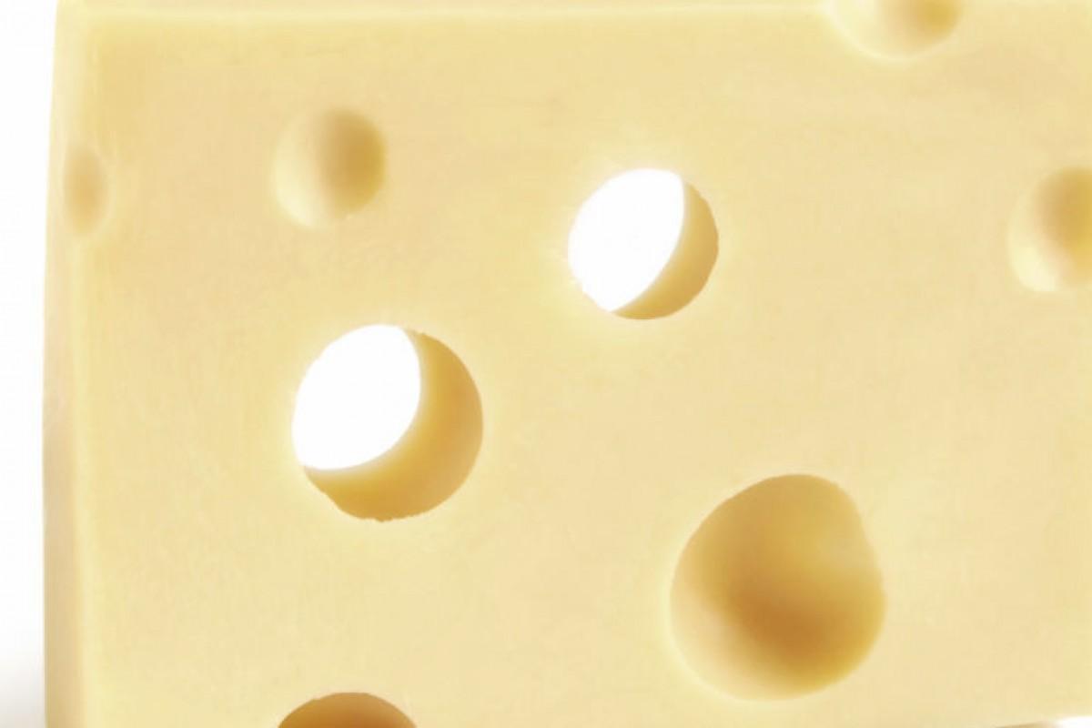 آیا میدانید چرا پنیرها دیگر سوراخ نیستند؟