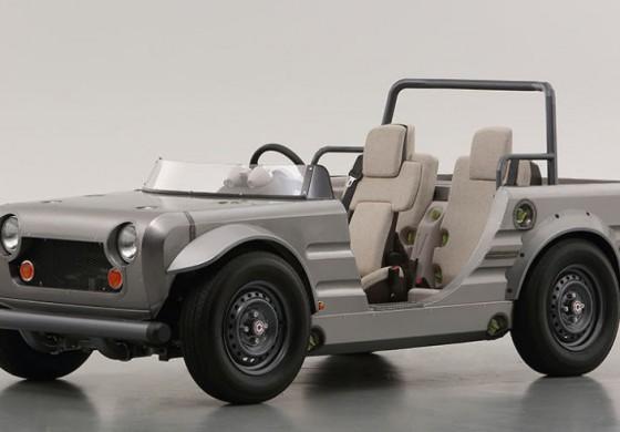 خودرویی که تویوتا برای کودکان ساخته است