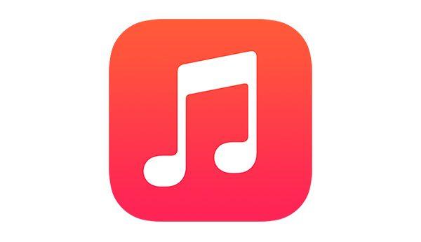 لوگوی نرمافزار جدید Apple Music