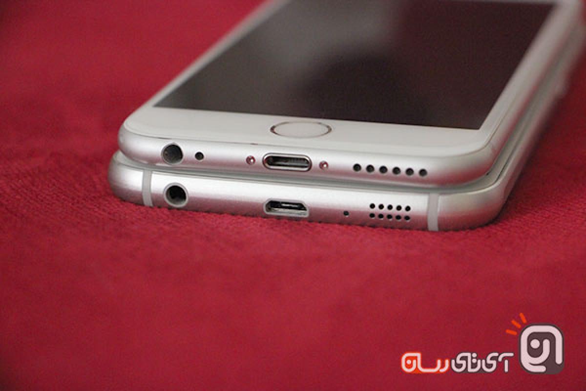 ۵ ویژگی کاربردی که گلکسی S6 و آیفون ۶ ندارند اما گوشیهای میان رده دارند!
