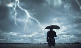 عکسهای شگفت انگیزی که اندی هولتز از طوفان گرفته است