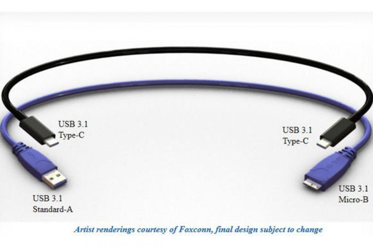 سامسونگ در گلکسی نوت ۵ از پورت جدید USB Type-C استفاده میکند!