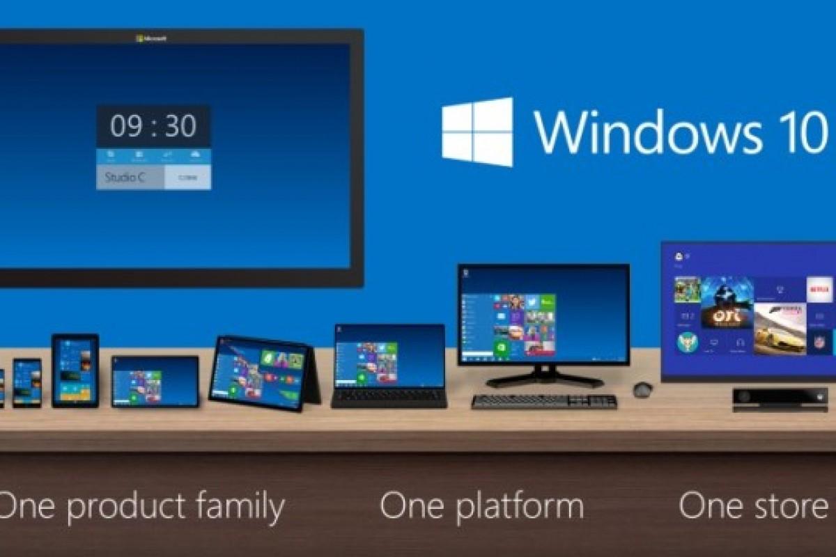 مایکروسافت در حال کار بر روی نسخه نهایی ویندوز ۱۰ است