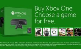 طرح جدید مایکروسافت: یک ایکس باکس وان بخر، یک بازی رایگان هدیه ببر!