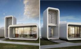 ساختمان اداری دبی و مبلمان آن با فناوری چاپ سه بعدی ساخته خواهد شد