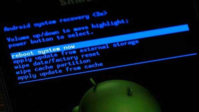 ترفند برای حل مشکل بالا نیامدن گوشی یا تبلت اندروید  ۳ ترفند برای حل مشکل بالا نیامدن گوشی یا تبلت اندرویدی Bootloop2