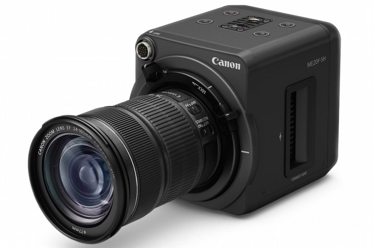 دوربین فیلمبرداری کانن چیزهایی میبیند که شما نمیبینید!