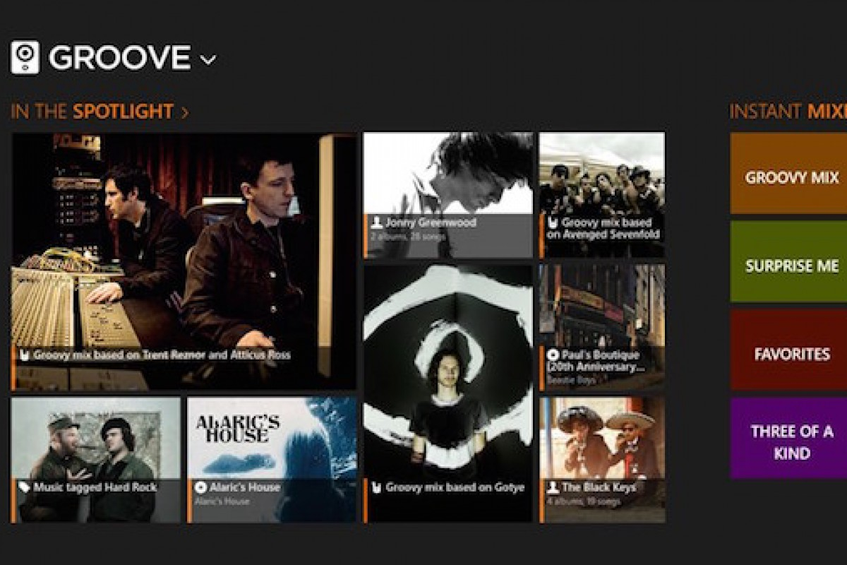 Groove به عنوان نام جدید Xbox Music انتخاب شد