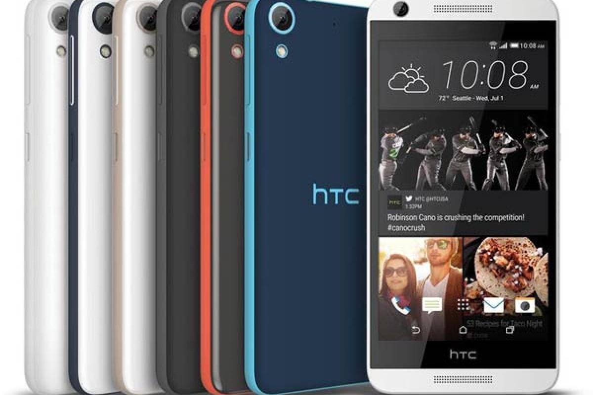 اچتیسی از 4 اسمارت فون جدید سری دیزایر خود پرده برداشت!