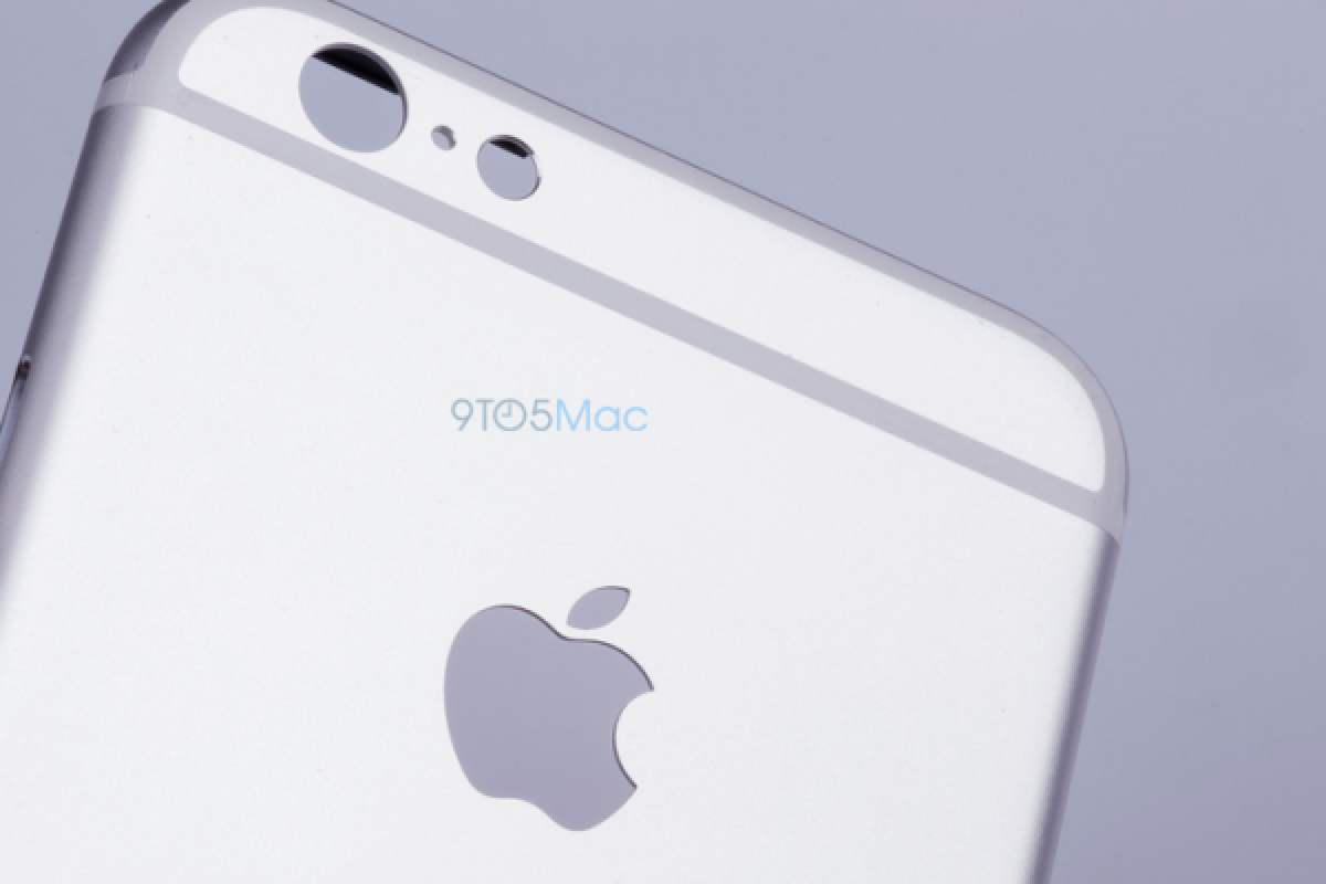 درز عکسهای تازه از اپل آیفون ۶S: تغییرات ظاهری اندک نسبت به نسل قبل!