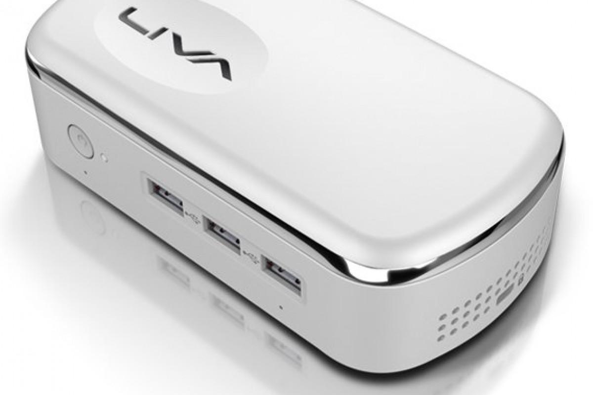 LIVA X2 یک مینی کامپیوتر شیک و قدرتمند