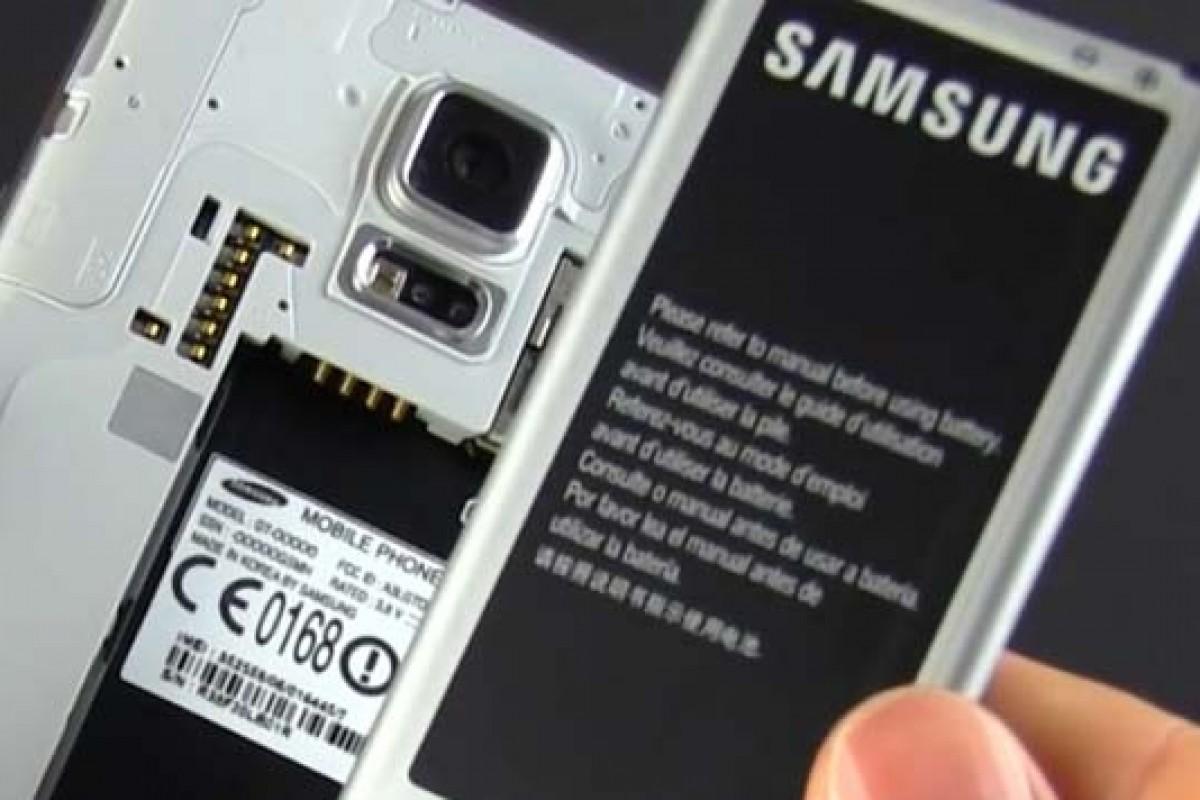 سامسونگ گارانتی تعویض باتری گوشیهای خود را در ایران به یک سال افزایش داد