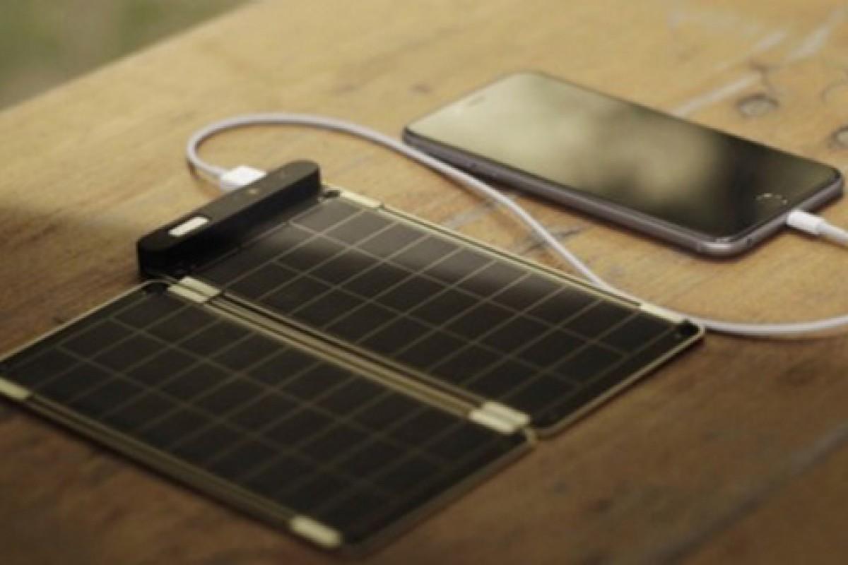 با Solar Paper گجتهای خود را از طریق انرژی خورشید شارژ کنید!