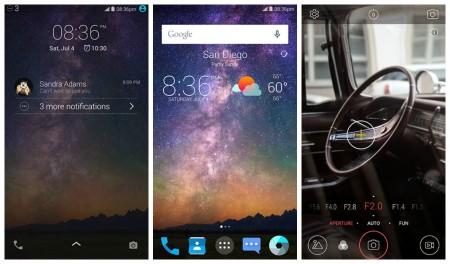 ZTE-Axon-Phone-screen-shots
