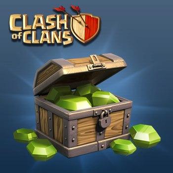 clash of clans gem