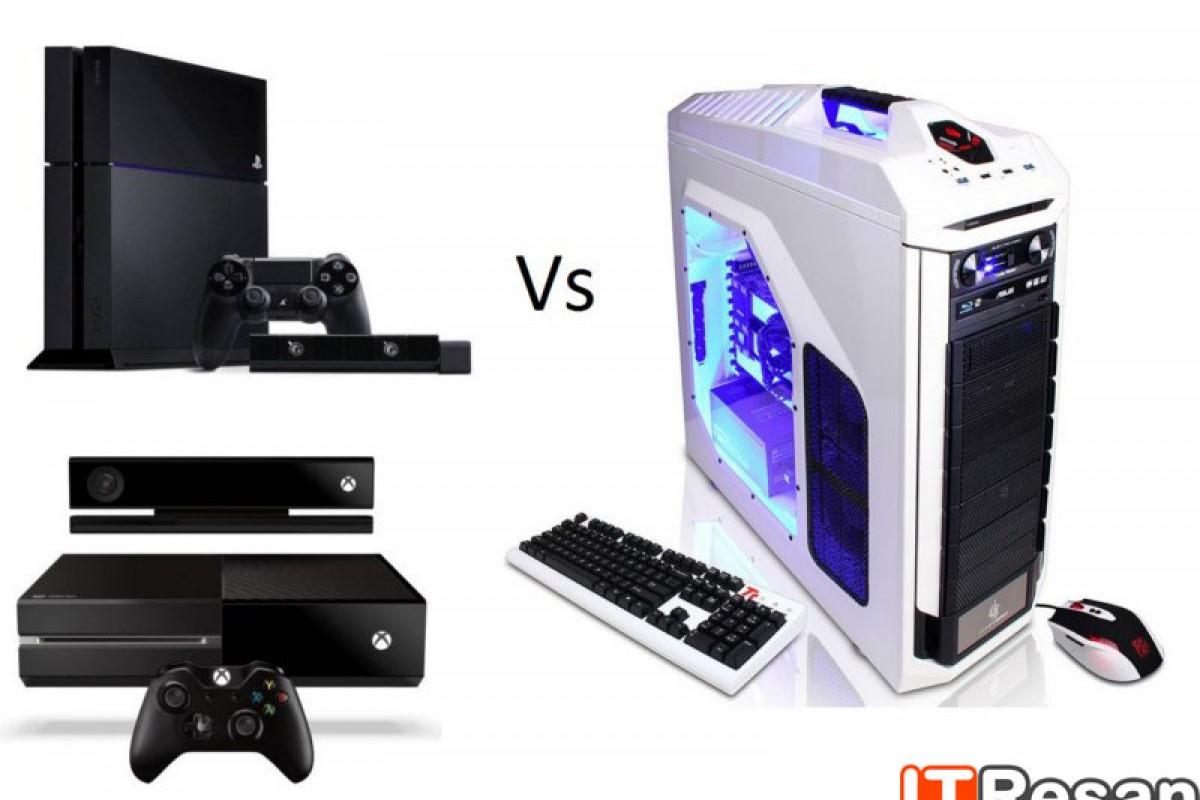 چرا رایانهها هنوز هم فرمانروای بازار بازیهای ویدیویی هستند؟!