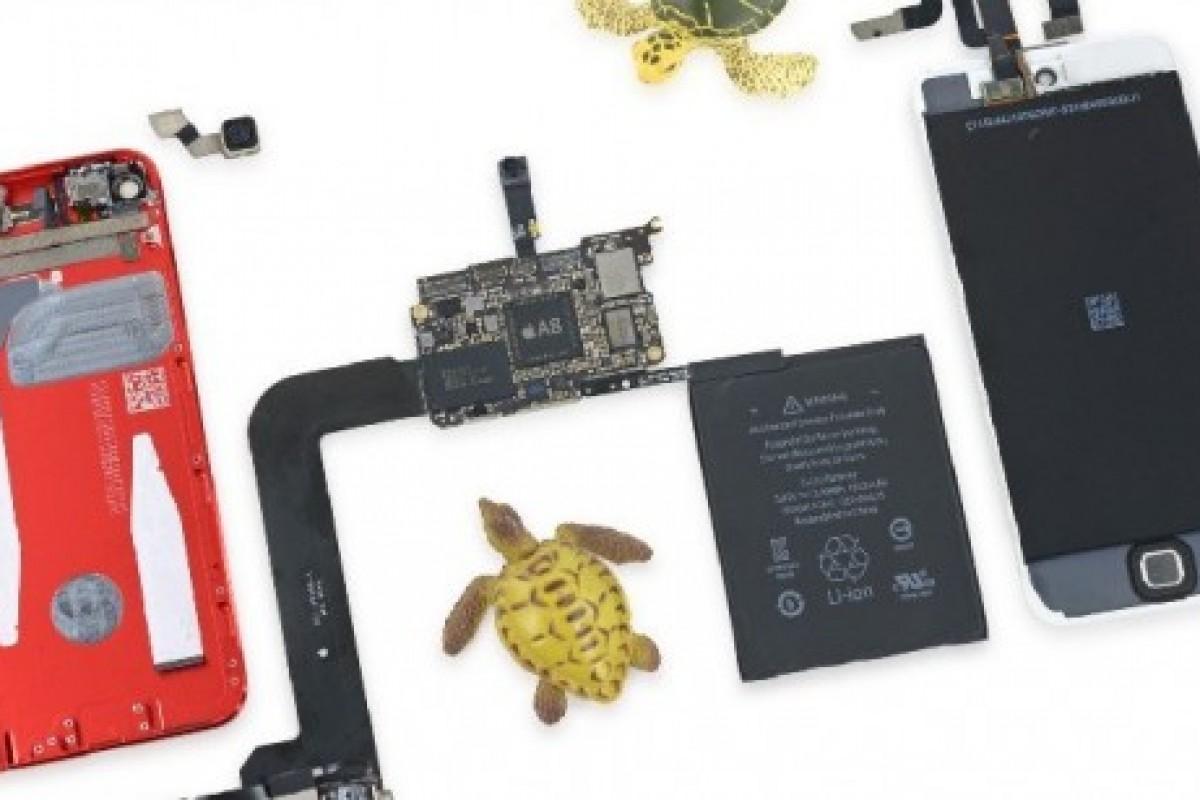 کالبد شکافی آیپاد تاچ جدید توسط گروه iFixit