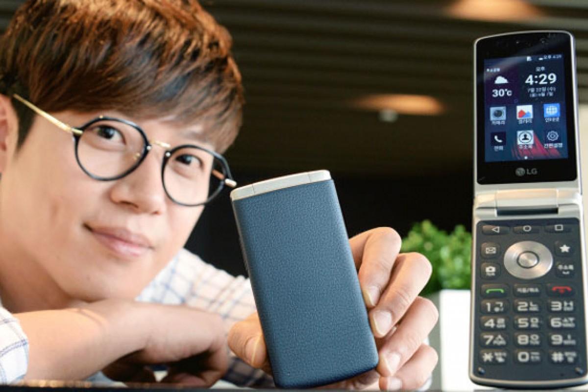 الجی اسمارت فون جدید و تاشوی خود را با نام Gentle معرفی کرد!