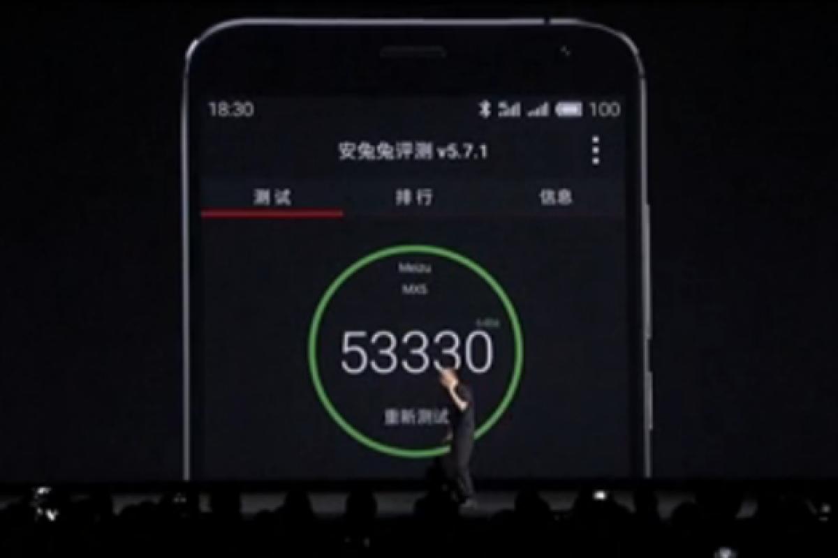 گوشی هوشمند Meizu MX5 امتیاز ۵۳۳۳۰ را در بنچمارک آنتوتو بدست آورد!